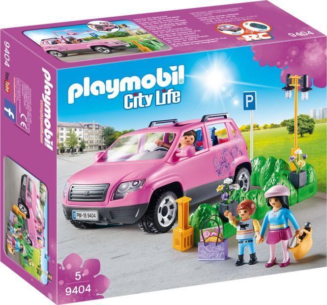 Playmobil samochód rodzinny z zatoczką parkingową 9404, zabawka dla dzieci, odbiór osobisty 0 zł
