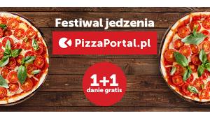 Pizza Portal 1+1 gratis Śląsk