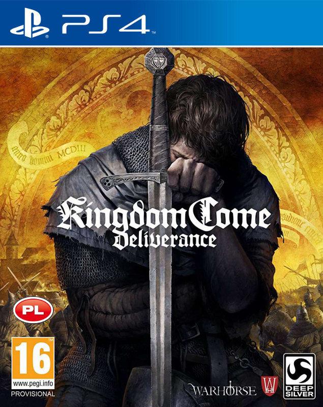 Kingdom Come Deliverance [PL] Edycja Specjalna (PS4)