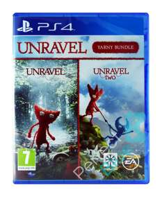 Unravel 1 + 2 PS4/Xbox One