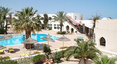 Dar Djerba Zahra  -  Tunezja tydzień All - dużo dobrych ofert na tą wyspę