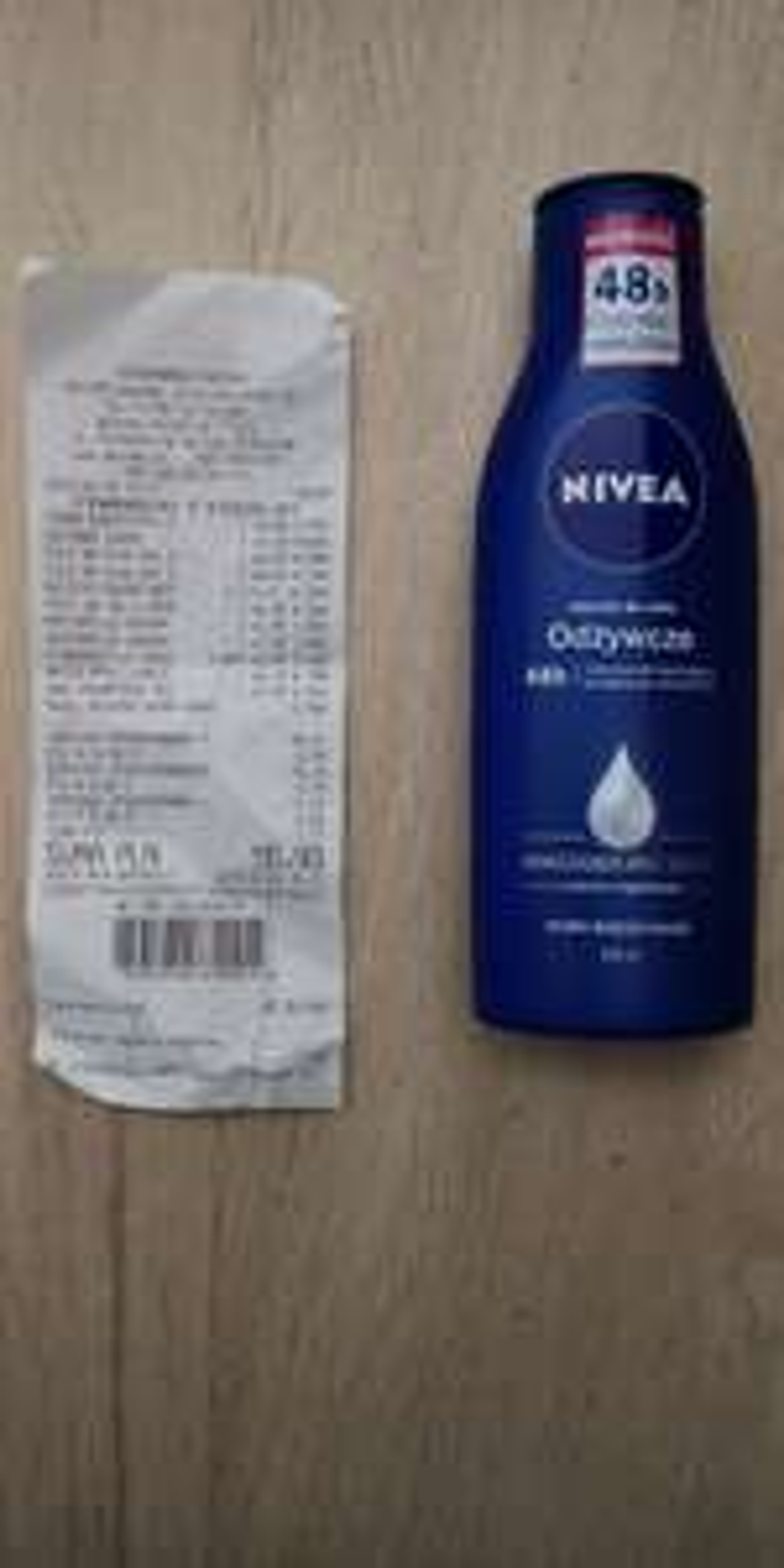 Mleczko odżywcze Nivea 250ml