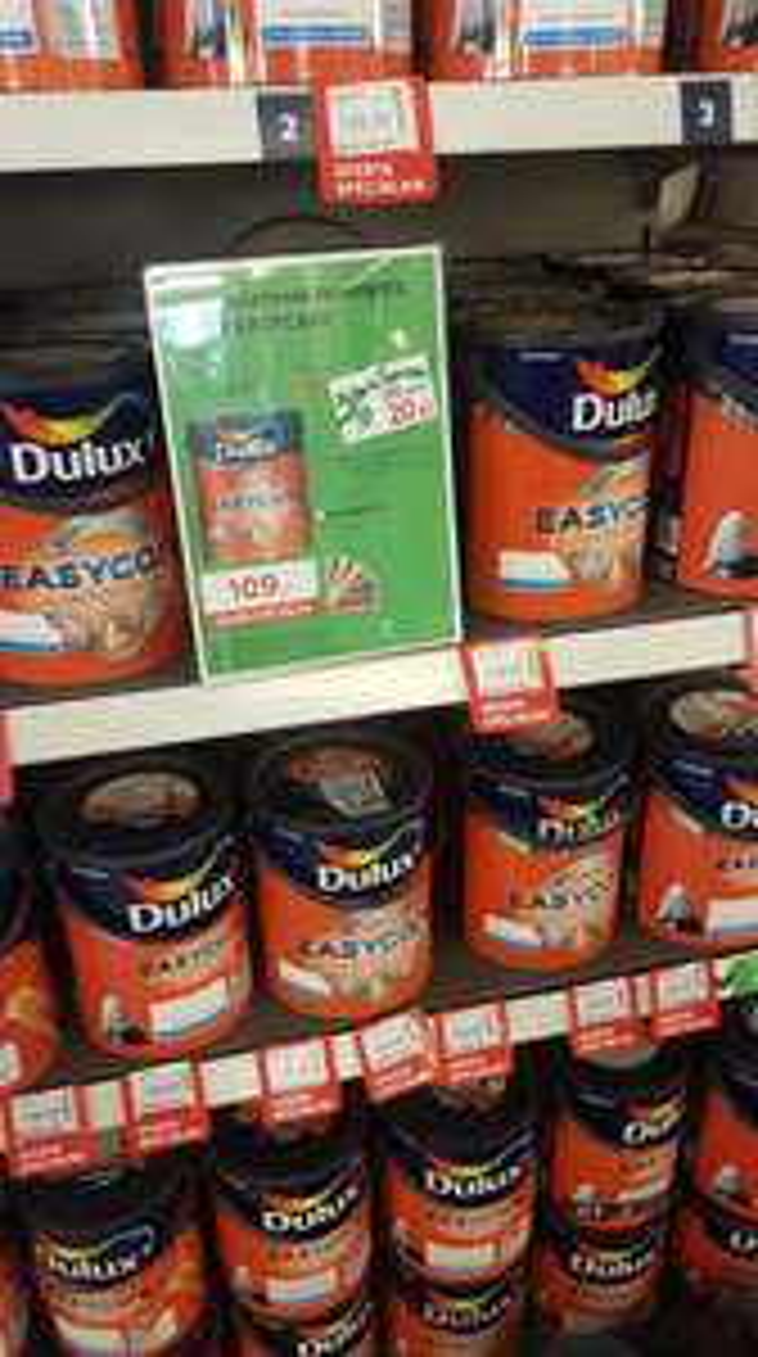 Dulux EasyCare 5L