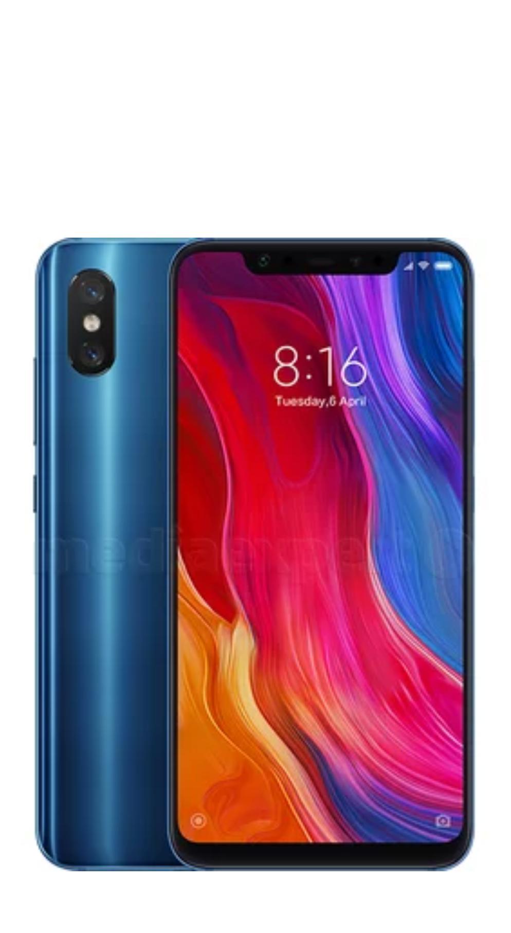 Xiaomi Mi8 6/64GB Niebieski. Amazon.es