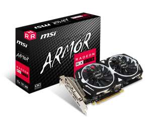 AMD Radeon RX 570 OC 4GB + 2 gry od 619 zł @x-kom