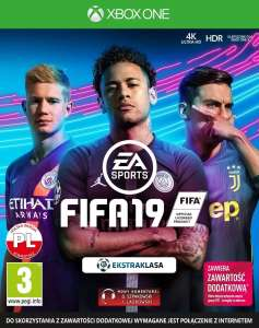 Fifa 19 Xbox One, PS4, PC