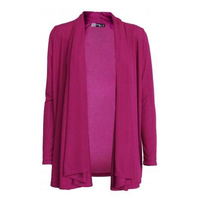 Damski sweter w kolorze fuksji za 59,90zł @ Click Fashion