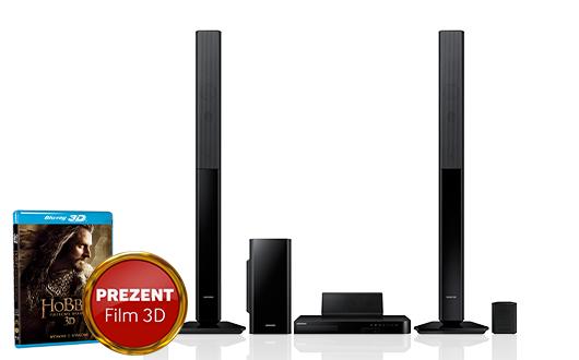 Przy zakupie wybranych produktów - film 3d gratis @ Samsung