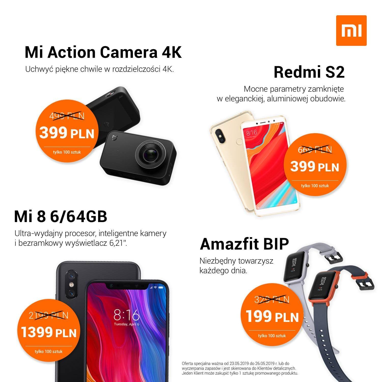 Xiaomi w Galerii Młociny Warszawa. Otwarcie nowego sklepu
