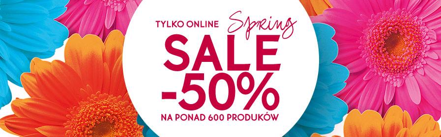 -50% na ponad 600 produktów @ Yves Rocher