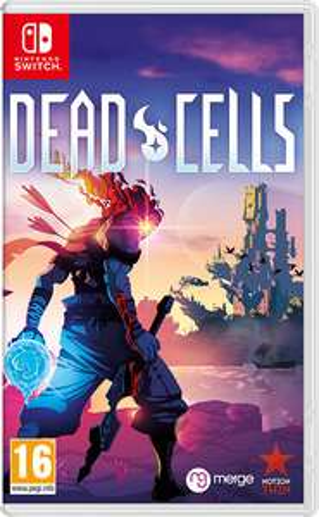 Gra Dead Cells Nintendo Switch (Polska lub...)