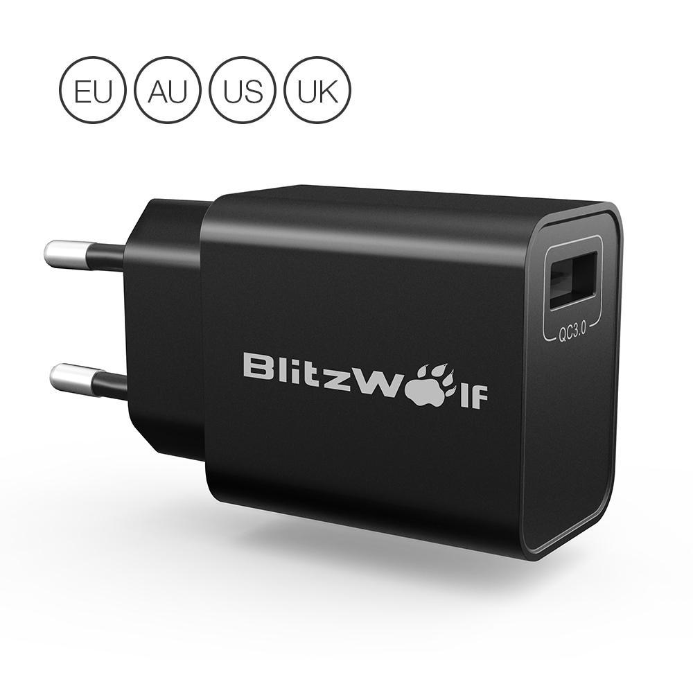 Ładowarka BlitzWolf BW-S9 18W QC3.0