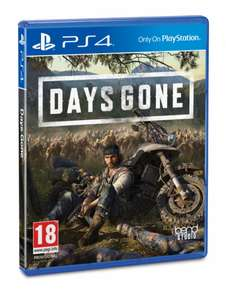PS4 Days Gone PL/ENG
