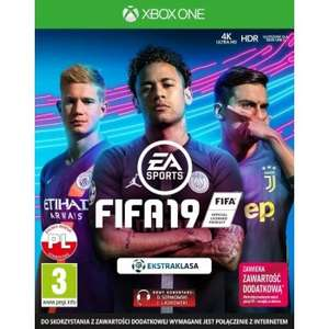 FIFA 19 PL Xbox One/FIFA 19 PC