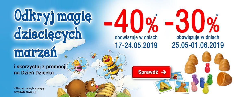 Promocja na gry planszowe w Gryplanszowe.pl