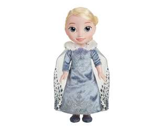 Disney Frozen Kraina Lodu Śpiewająca Elsa , Anna oraz Wissper