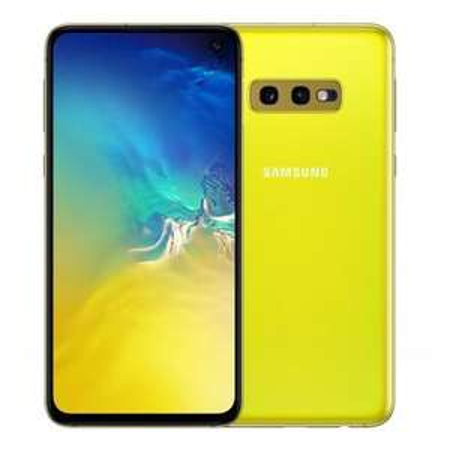 Samsung Galaxy S10e G970F 128GB Dual Sim Żółty bestcena