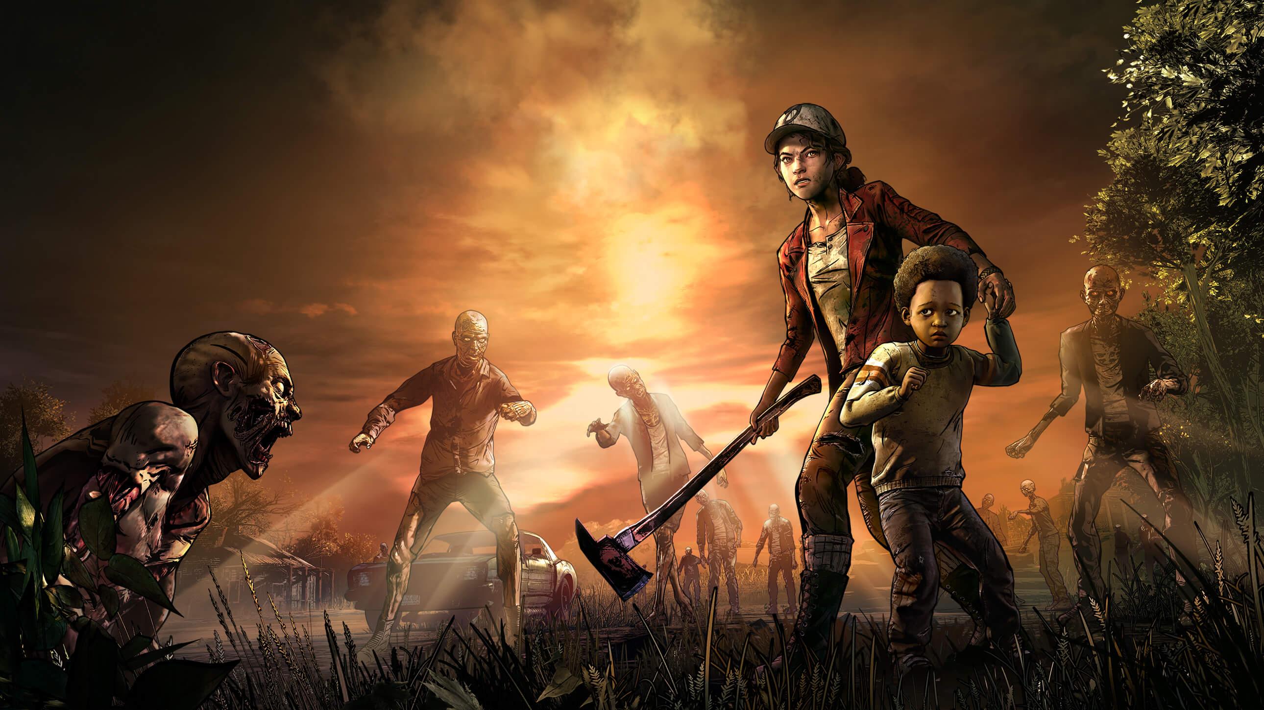 The Walking Dead: Ostatni Sezon – Karnet na dodatki za 19.99 na Epic Store