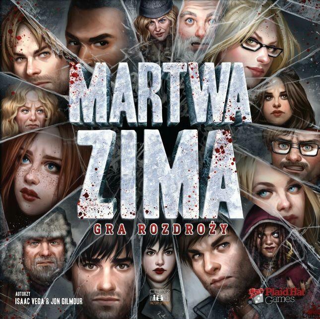 Martwa Zima: Gra Rozdroży - gra planszowa Muve.pl