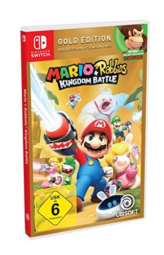 Mario + Rabbids: Kingdom Battle Gold Edition Nintendo Switch