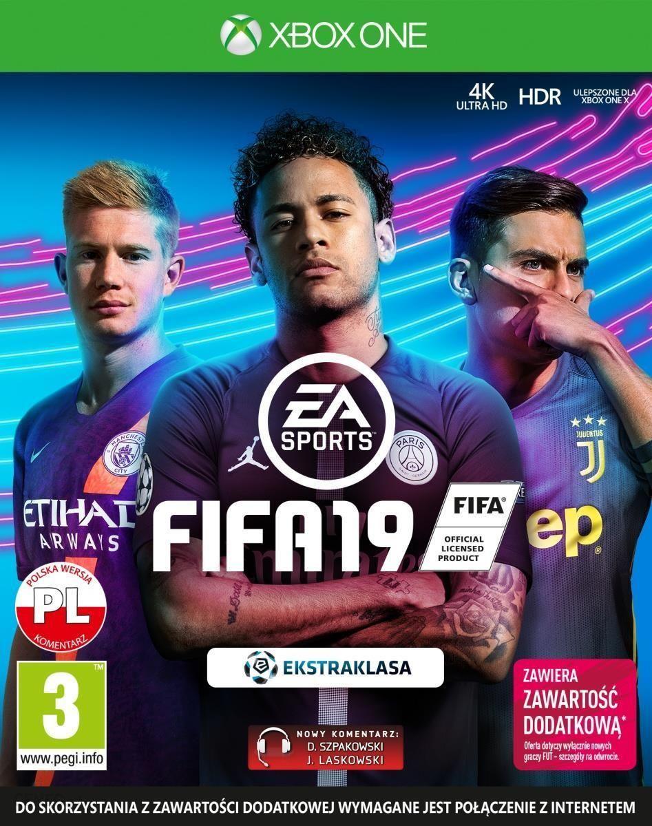 FIFA 19 XBOX/PS4