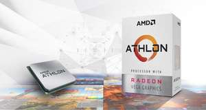 Procesor AMD Athlon 200GE AM4