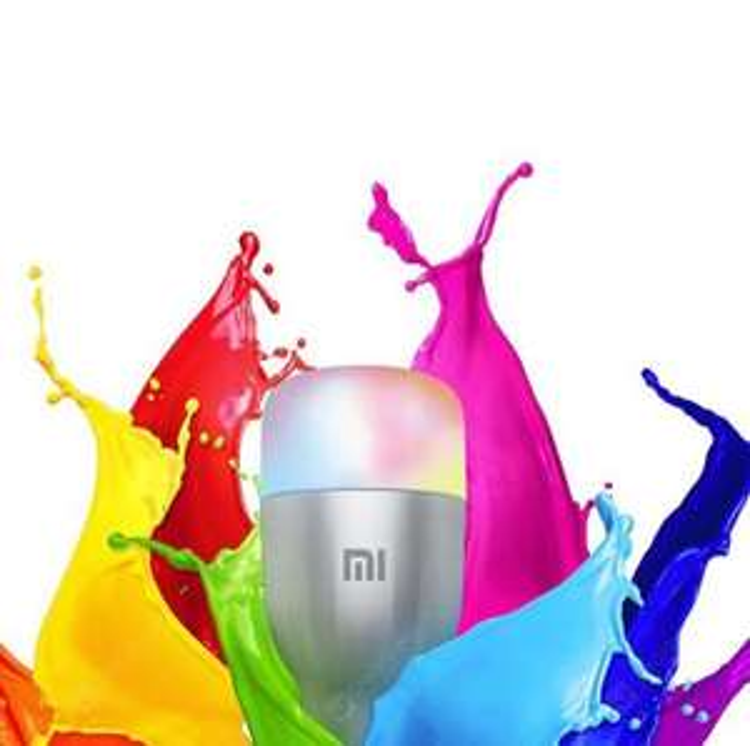 Yeelight Xiaomi Mijia RGB E27  LED Smart Bulb POLSKI MAGAZYN - Platinum
