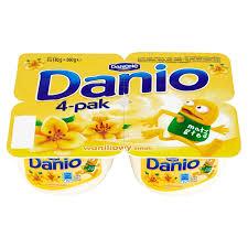 Serek waniliowy Danio w Biedronce + Loteria