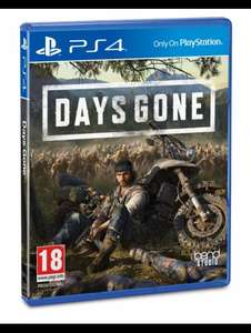 Gra Days Gone PL PS4