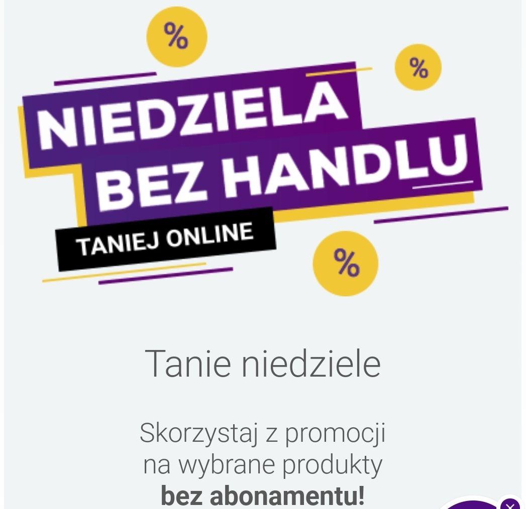 Niedziela bez handlu - tańsze telefony, tablety, monitor, TV i hulajnogi elektryczne [Play]