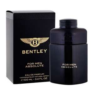 Woda perfumowana BENTLEY FOR MEN ABSOLUTE jak GUCCI POUR HOMME