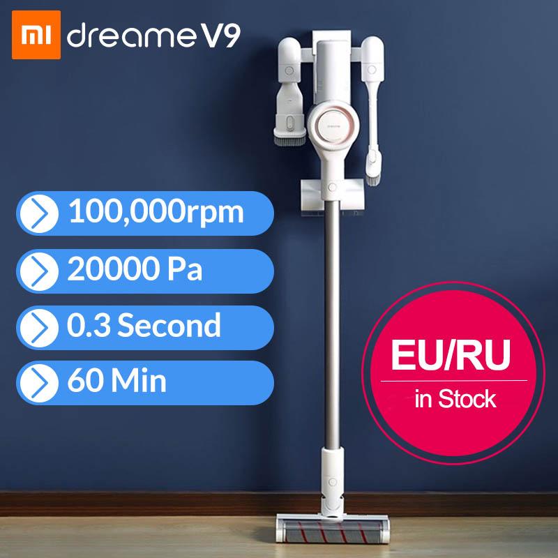 Xiaomi Dreame V9 Handheld Cordless Vacuum Cleaner odkurzacz $207,37 z Polski