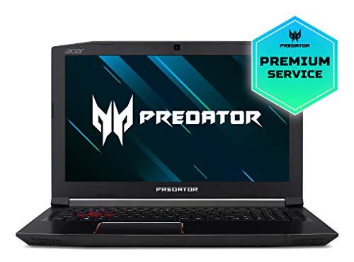 """Laptop Acer Predator Helios 300 15,6"""" i5-8300H, GeForce GTX 1060 6GB, 8GB RAM, 1TB HDD, 128GB SSD, Linux"""