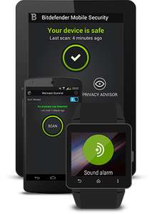 DARMOWA licencja Bitdefender Mobile Security (Android) @ Windows Deal