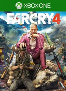 Far Cry 4 [Xbox One/Xbox 360] dla posiadaczy GOLDA za 47,20/51,60zł @ Xbox Marketplace