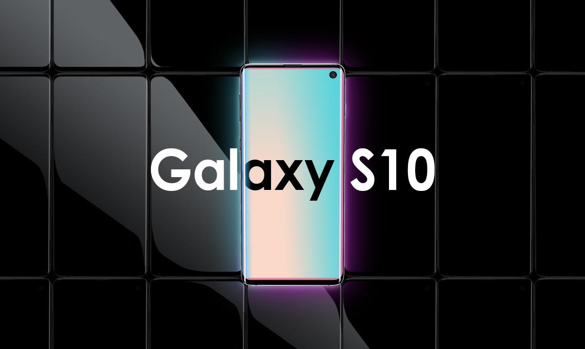 Samsung Galaxy S10 SM-G973FZKD