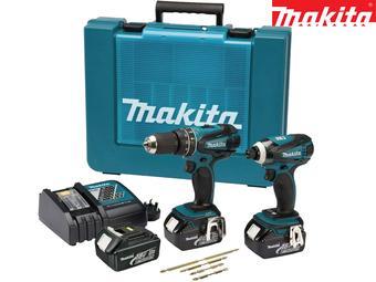 Zestaw Makita DLX2012X2 @iBood