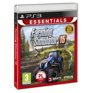 Farming Simulator 15, PS3, Media Expert