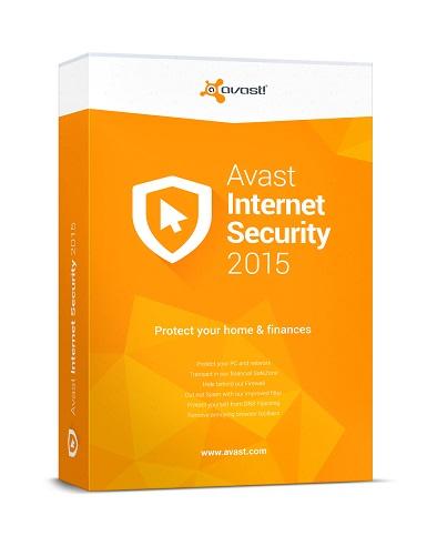 Avast Internet Security 2015 za darmo ! (na 6 miesięcy)