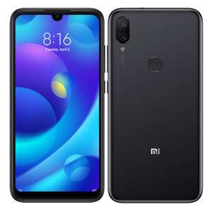 Xiaomi Mi Play 5.84' Global Version 4GB/64GB Helio P35 2900mAh - Black $119.96