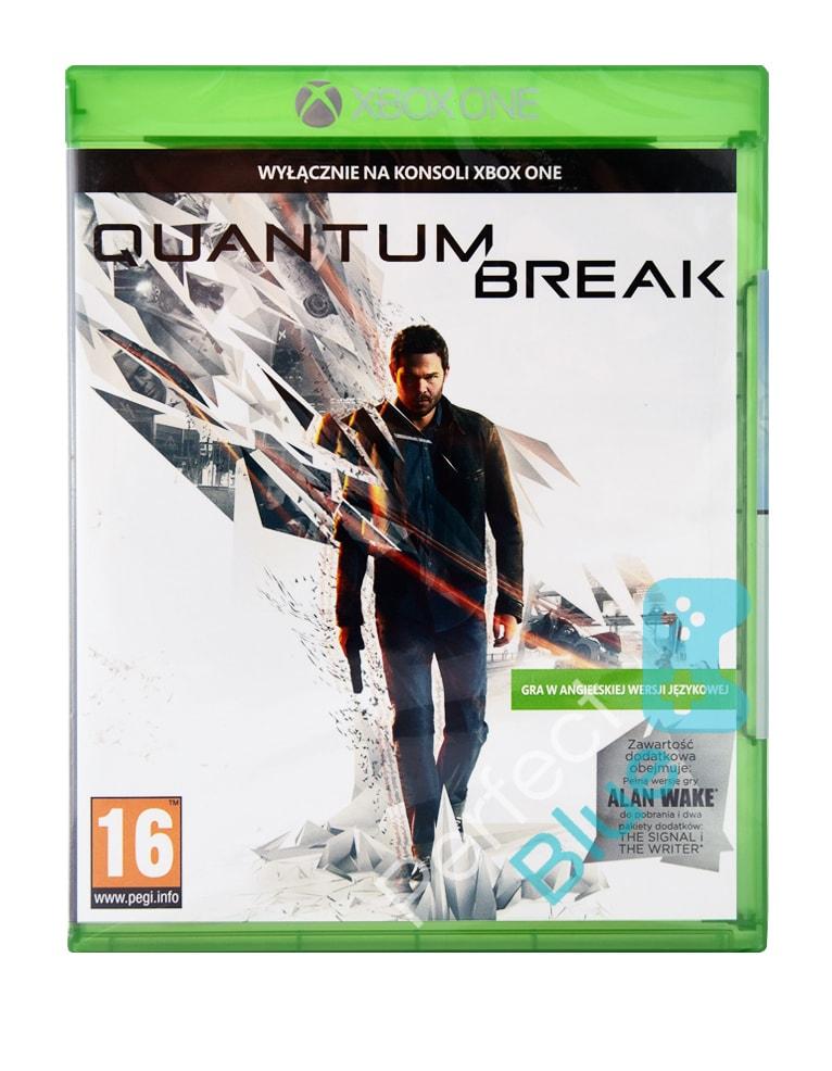 Quantum Break + Alan Wake Xbox One
