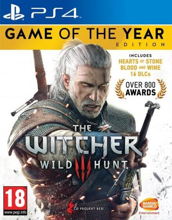 Wiedźmin 3: Dziki Gon GOTY PL PS4/ Allegro > Xbox One