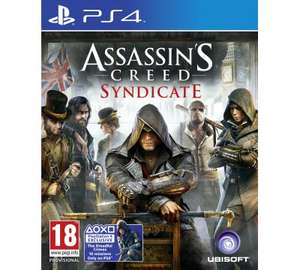 Assassin's Creed Syndicate [Playstation 4/Xbox One] @ Media Markt/Saturn