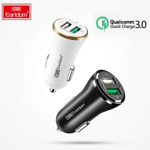 Earldom Car Charger Quick Charge 3.0
