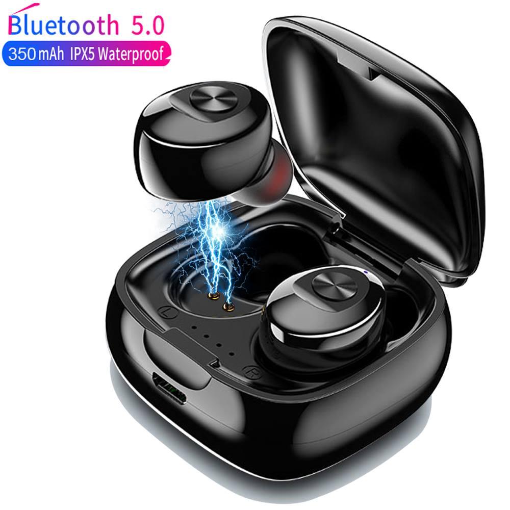 Mobilna słuchawka Bluetooth 5.0 z ładowarką już od 5.39$