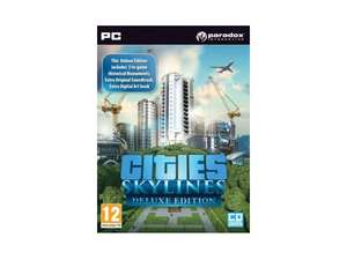 Gra wersja cyfrowa Cities: Skylines - Deluxe Edition