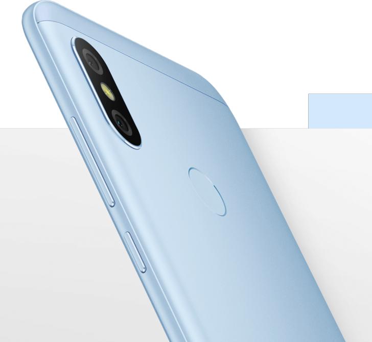 Smartfon Xiaomi Mi A2 Lite 3/32GB z wadą ekranu z Proline