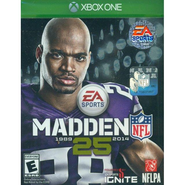 Madden NFL 25 na Xbox One za 42,5zł!!! @ Play-Asia