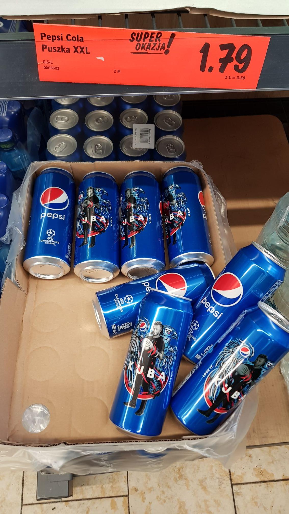 Pepsi XXL