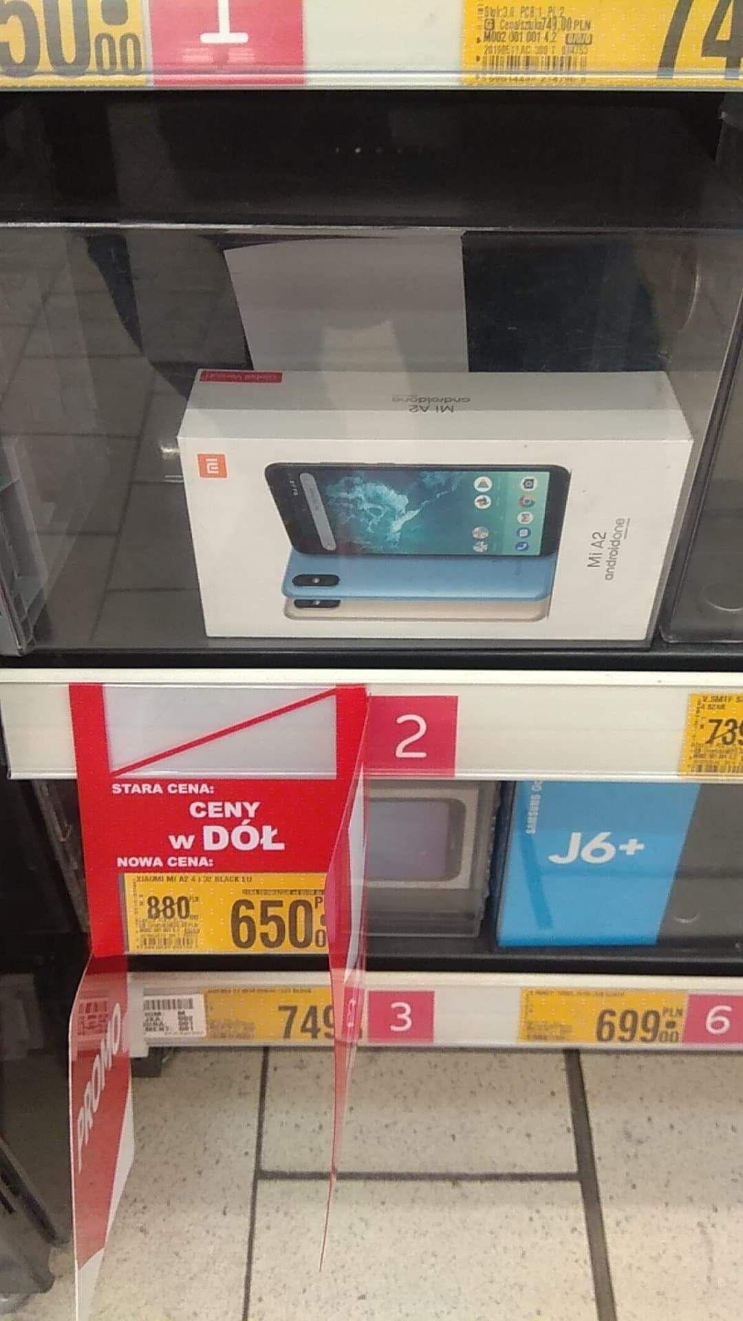 Xiaomi MI a2 4  32GB Auchan